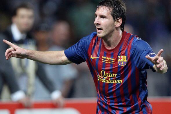 Y 'La Pulga' Messi es el mejor de todos. Cerebro, velocidad, entrega, ga...