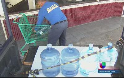 Llaman a la prudencia en el uso del agua en los hogares puertorriqueños