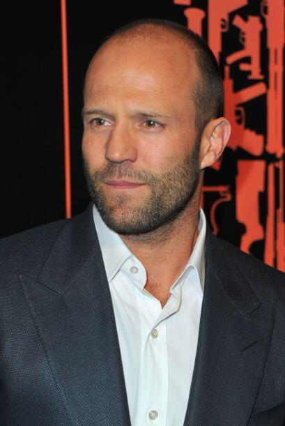 El actor británico luce esplendido a sus 46 años y deja mu...