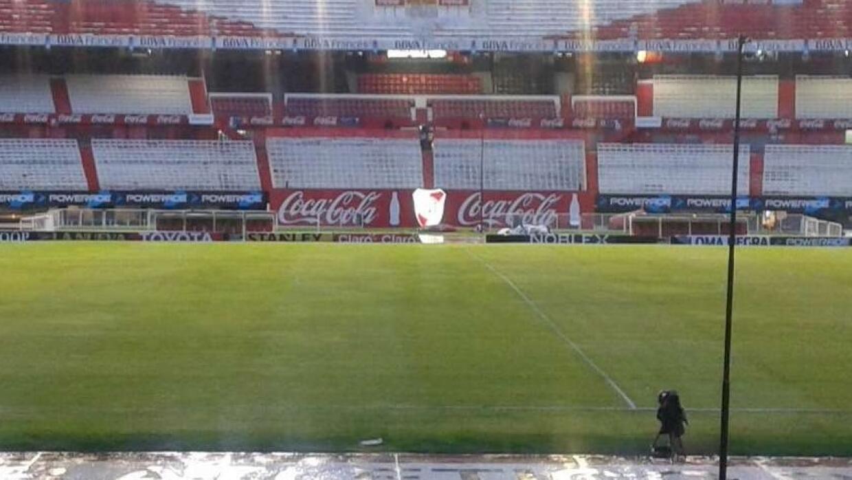 El estadio Monumental