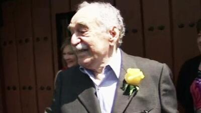 En estado crítico la salud de Gabriel García Márquez