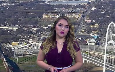 'Dallas en un Minuto': se pronostica que este jueves será un día caluros...