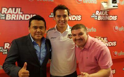 """""""El Cubo"""" Torres con Raul Brindis"""