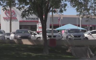Mujer denuncia maltrato en una agencia de autos por defender a un emplea...