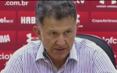 Juan Carlos Osorio, el nuevo técnico del Tricolor