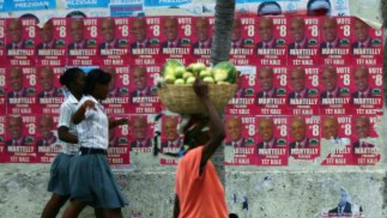 Esta es una apuesta para el desarrollo de Haití.