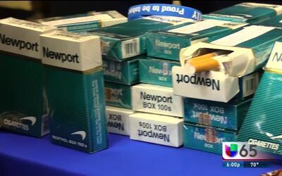 Reducen ventas de cigarros cerca de zonas escolares