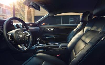 En Video: Este es el nuevo interior del Ford Mustang 2018