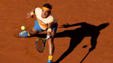 Rafael Nadal gana el Torneo de Barcelona