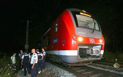 Ataque yihadista en un tren en Alemania