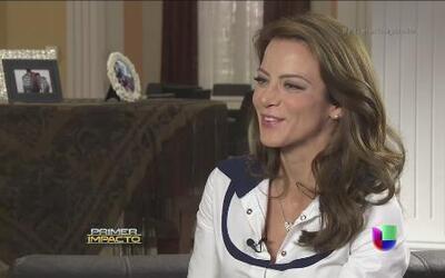 Silvia Navarro, la niñera que también es bailarina exótica
