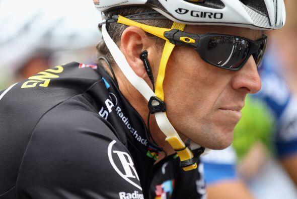 La última etapa del Tour de Francia comenzó con 18 minutos...