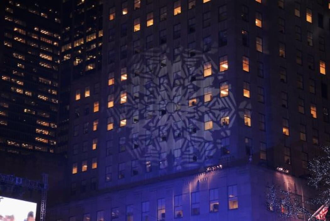 El día de Navidad las luces se encenderán durante todo el día y en Fin d...