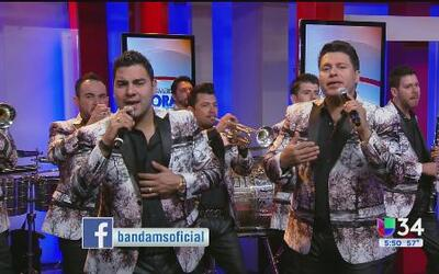 "Banda MS en exclusiva: ""Me vas a extrañar"""