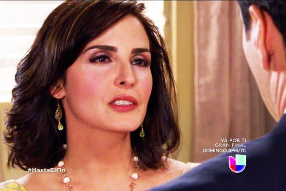 Aracely se derrite de amor por él y ahora lo hará más con su transformac...