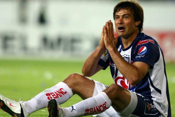 Otro argentino, Darío Cvitanich, el delantero de los Tuzos del Pachuca s...