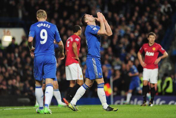 El tiempo y las condiciones desfavorables no ayudaron al Chelsea, que ac...