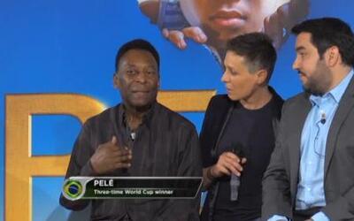 """Pelé: """"El 1-7 de Alemania a Brasil en el Mundial pasado fue muy drástico"""""""