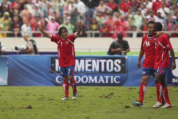 En esta última fecha FIFA previa a la eliminatoria de CONCACAF qu...