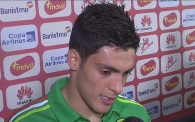 """Raúl Jiménez: """"Todos los equipos jugaron uno de local, nosotros tenemos..."""