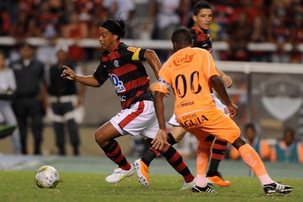 El ´Fla´quedó a un paso de las semifinales de la Copa Guanabara, primer...