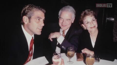 George Clooney no es el único famoso en la familia