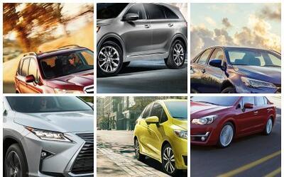 Los 10 mejores autos de 2016 según Consumer Reports