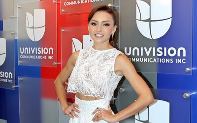 Angelique Boyer se rencuentra con niño que le hizo 'bullying' en...