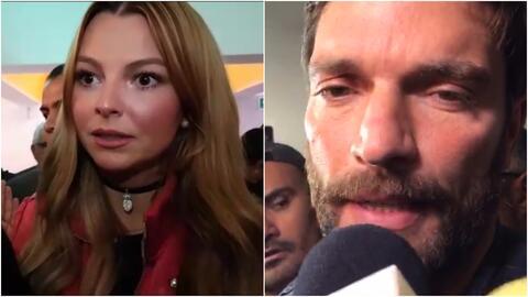 Sin un acuerdo, así salieron Marjorie de Sousa y Julián Gil de su primer...