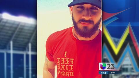 La familia de uno de los amigos que murió junto a José Fernández compart...
