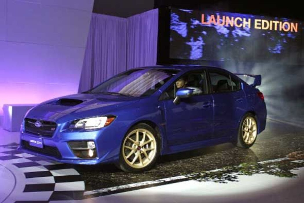 El Subaru Impreza WRX STI por fin cambió de generación.
