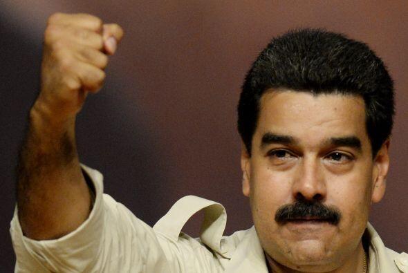Ante las palabras de la artista, el presidente venezolano no ha dicho na...