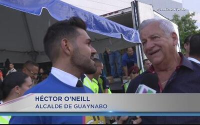 Maratón de Gente Buena llega a Guaynabo