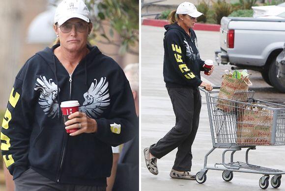 """El ex marido de Kris Jenner cada vez se pone más """"coqueto"""". Salió por el..."""