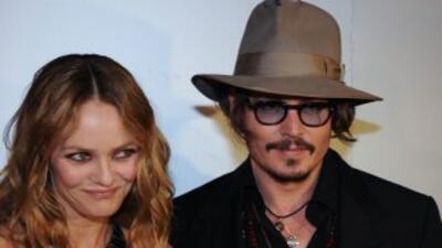 Johnny Depp y Vanessa Paradis no atraviesan ninguna crisis ni han estado...