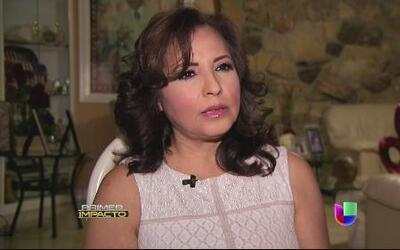 "Adam""Chalino"" Sanchez's mother spoke of how difficult it is to live with..."