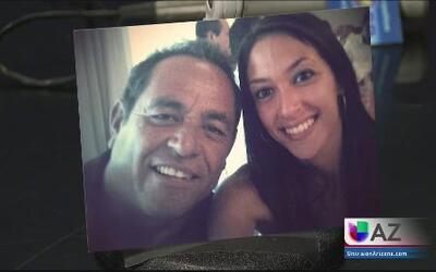 Hija pide justicia por muerte de su padre