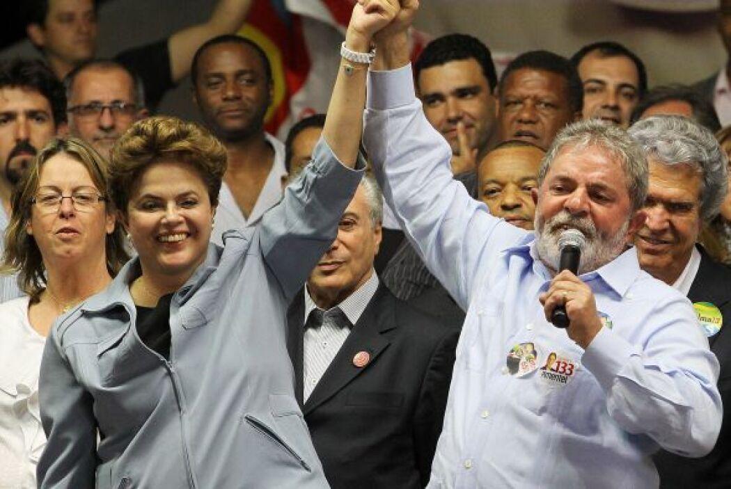 Los brasileños elegirán el próximo 3 de octubre al sucesor del president...
