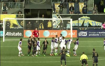 No te puedes perder los mejores golazos de tiro libre en la MLS