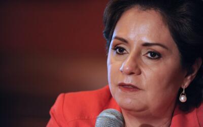 Patricia Espinosa.