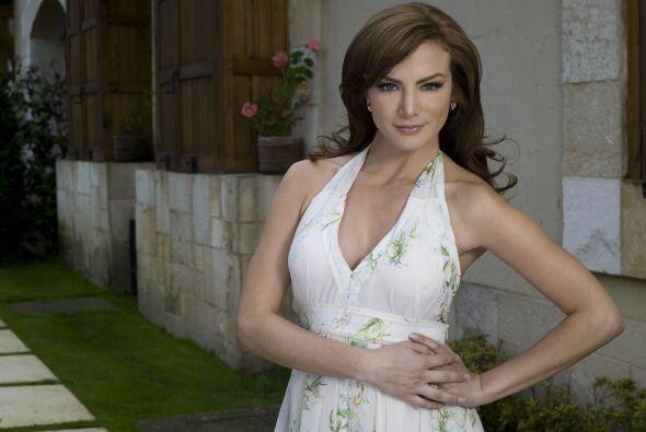 """Silvia Navarro realizó su primer protagónico en """"Televisa"""" con """"Mañana e..."""