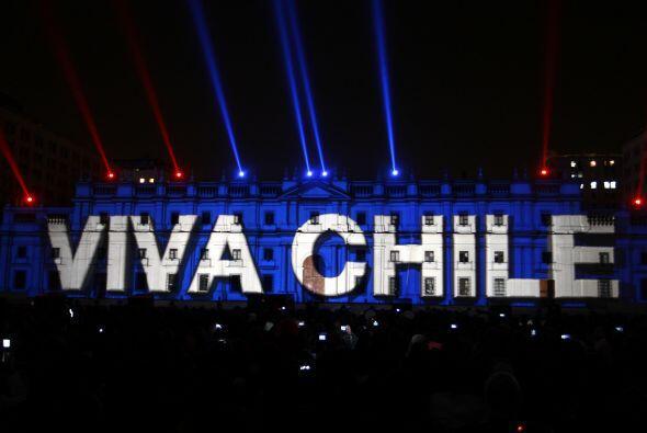2. SANTIAGO, CHILE- A pesar de haber caído un escalón en comparación con...