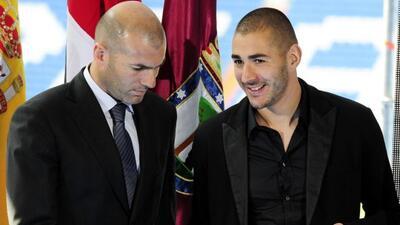 El delantero francés desea que ''su hermano'' lo dirija en el Real Madrid.