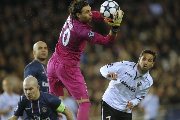 El partido se esperaba cerrado y con los españoles buscando una ventaja...