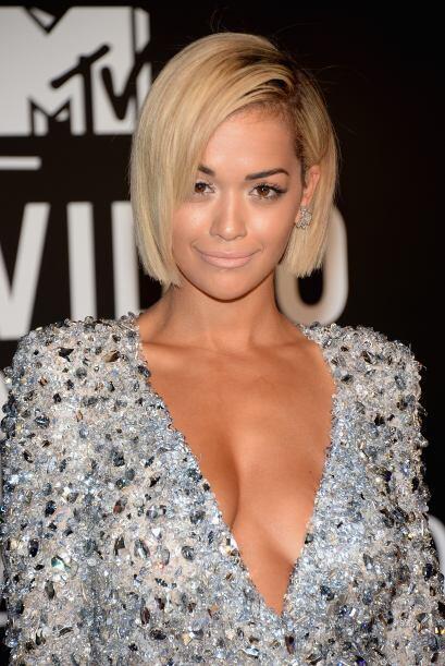 Rita Ora nos dejó impactados por lo linda que se veía con...