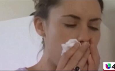 Reportan más de 100 muertes provocadas por la influenza en Carolina del...
