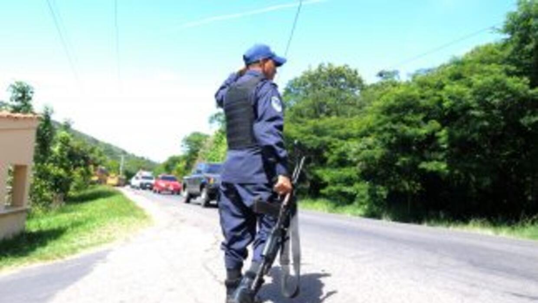 Honduras es considerada una de las naciones más violentas del mundo sin...