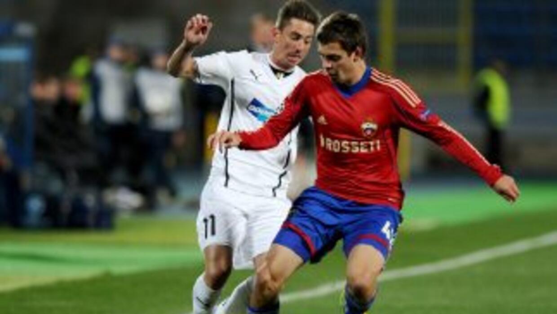 El cuadro ruso sumó tres puntos sacando provecho a su localía.