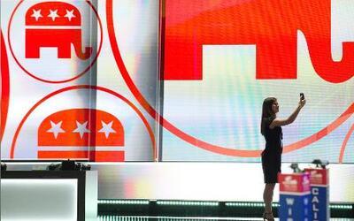 Cleveland se prepara para recibir a los republicanos
