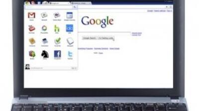 Google quiere que uses su Netbook para accesar a la nube.